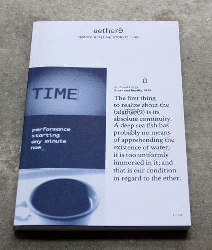 aether9 book